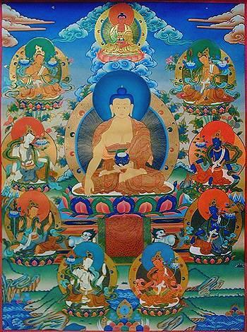 shakyamuni_bodhisattva buddha