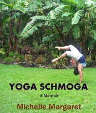 yoga schmoga book cover
