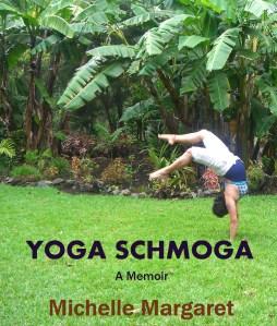 yoga schmoga book cover