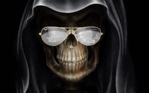 Ray Ban Grim Reaper