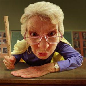 old-teacher